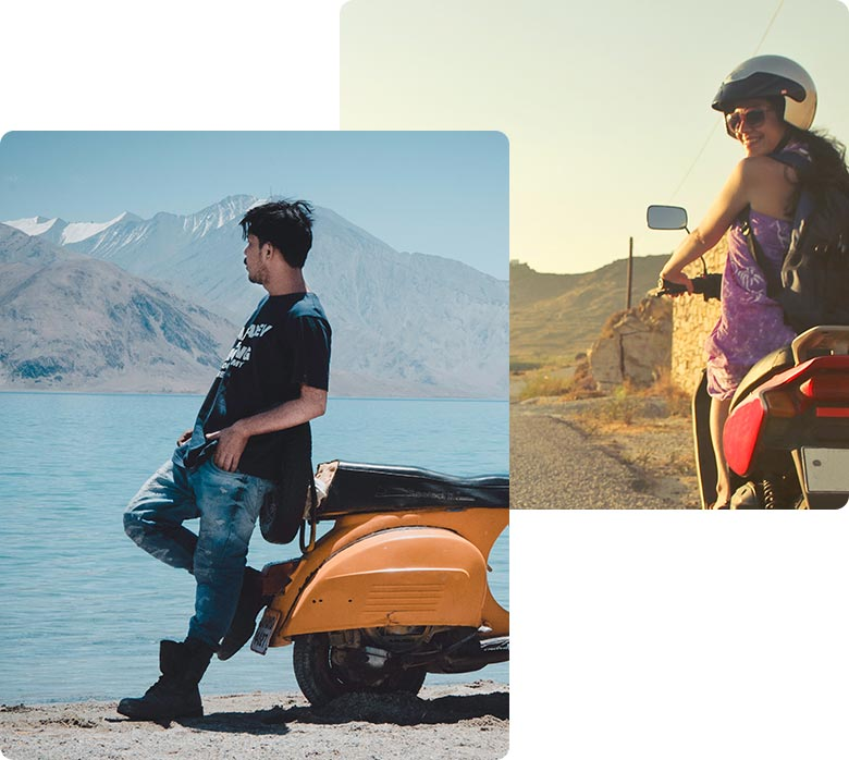 Scooter Rental Images