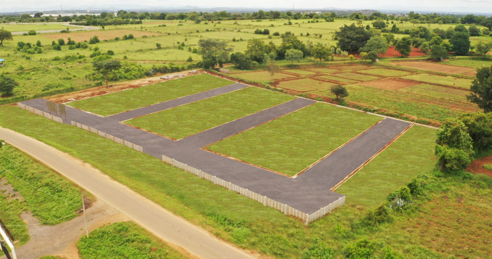 Herbal Sindhu Plots For Sale In Mysore By GSS Projects