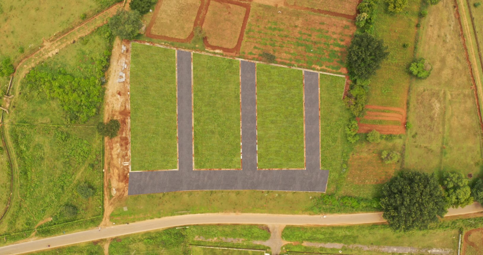 Herbal Sindhu RERA Registered Sites For Sale In Mysore By GSS Projects